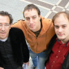 """Ricardo Menéndez Salmón, Ignacio Del Valle, Miguel Barrero: """"Somos francotiradores"""""""