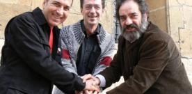 "Xune Elipe, Xuacu Amieva, Chús Pedro: ""Tres 'histories' con historia"""