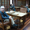 "Antón García, Marta Magadán, Álvaro Díaz Huici: ""La aventura de editar en Asturias"""