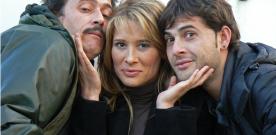 Alberto Rodríguez, Sonia Fidalgo, Pedro Durán: Terapia televisiva