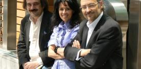 Rafael Reig, Cristina del Valle, Miguel Munárriz: Asturianos en Madrid