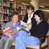 Concha Quirós, María Jesús Polledo, José Luis Álvarez: Libreros de raza
