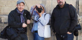 Miki López, Purificación Citoula, Marcos León: Notarios de la realidad