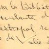 """La """"Sección de Autógrafos"""" de la Biblioteca Pública de Castropol"""