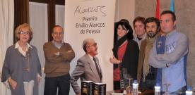 """El Premio """"Emilio Alarcos"""" 2012 descubre un nuevo poeta: Rodrigo Manzuco"""