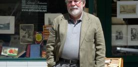 José Manuel Valdés: librero anticuario, cazador de libros