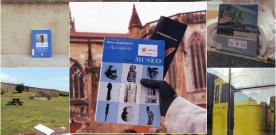 """Las bibliotecas de museos del Pdo. de Asturias celebran este 23 de abril """"liberando"""" cientos de libros"""