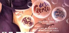 Día del Libro en la Biblioteca de Puerto de Vega: 'Al abrigo de los cuentos'