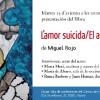 Presentación en Xixón de 'L'amor suicida' de Miguel Rojo
