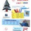 Ya llega la Navidad a las bibliotecas municipales de Oviedo