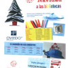 Ya llega la Navidad a las bibliotecas municipales de Oviedo 2014