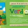 Presentación de 'Verdicole: escuela de verduras' de Julia Ordiales