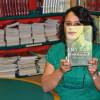Carmen Dintén Sánchez, bibliotecaria de Carreño