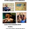 Entrega de premios del XIII Concurso de Marcapáginas de la Biblioteca de Grado/Grau