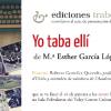 Presentación en Piedrasblancas de 'Yo taba ellí' de M.ª Esther García López