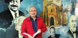 Alberto Fernández González, bibliotecario de Pola de Lena