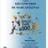 XIII Concurso de Marcapáginas de la Biblioteca de Candás