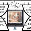 Lectura teatralizada en la Biblioteca de Ciudad Naranco