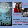Laura Estévez presenta 'El cementerio'