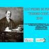 """XXVI Premiu de Poesía """"Teodoro Cuesta"""" 2016"""