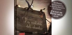 Fátima Fernández y Juan Hernaz, creadores de 'La maleta del abuelo'