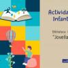 Actividades infantiles en la Biblioteca 'Jovellanos' de Gijón