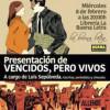 Presentación de la novela gráfica 'Vencidos, pero vivos' en La Buena Letra