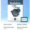 Presentación de 'Vocabulario del bable del occidente' en Luarca