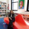 Carmela González Rodríguez, coordinadora de las Bibliotecas de Mieres