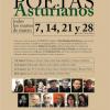 Encuentros con poetas asturianos en la Librería Cervantes