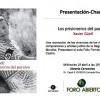 Presentación de 'Los prisioneros del paraíso' de Xavier Güell