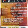 Presentación del nº 90 de la revista 'Ábaco' en Pola de Laviana