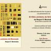 Presentación de 'El llibru póstumu' de Raquel F. Menéndez
