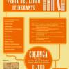 La 'Fantabulosa Feria del Libro Itinerante' inicia su gira de verano el 15 de julio en Colunga
