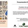 Presentación de 'Ciudades de autor' de José Luis García Martín