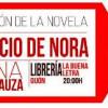 Presentación en Gijón de 'El silencio de Nora' de Ana Zarauza