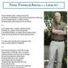 Adam Zagajewski y la poesía en la semana de los Premios Princesa de Asturias 2017