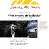 Presentación de 'Por encima de la lluvia' de Víctor del Árbol en Noreña y Gijón