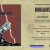Presentación de 'Indianu' de Luis Navazo