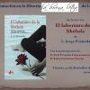 Presentación de 'El laberinto de la libélula' de Luis Jorge Pruneda