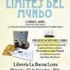 Presentación de 'En los límites del mundo' de Gabriel Abril