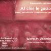 Presentación de 'Al cine le gusto yo' de Carlos Rodríguez-Hoyos y Rafael Manrique