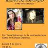 Presentación de 'Reino de esponjas' de Pilar Verdú del Campo