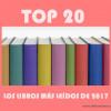 Los más leídos en nuestras bibliotecas (2017)