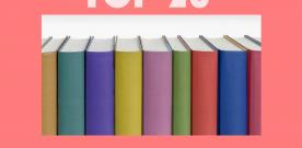 Los más leídos de nuestras bibliotecas (2017)