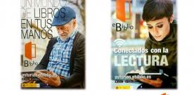 eBiblio Asturias en 2017