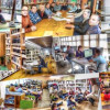 Las bibliotecas públicas asturianas en 2017