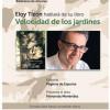 Eloy Tizón hablará de su libro 'Velocidad de los jardines' en la Biblioteca de Asturias