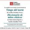 Presentación de 'Vengo del norte' y 'Diccionario de mitos clásicos' en Oviedo