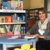 Enedina Suárez Laviana, coordinadora de las bibliotecas de San Martín del Rey Aurelio